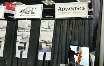 advantage trailer booth