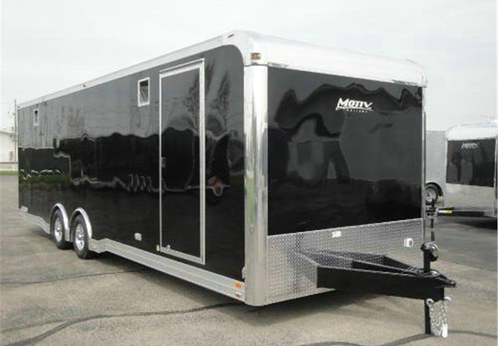 Ft Enclosed Car Hauler For Sale
