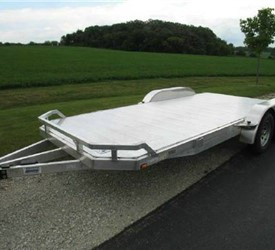 ATC Aluminum Open Car Hauler Trailer