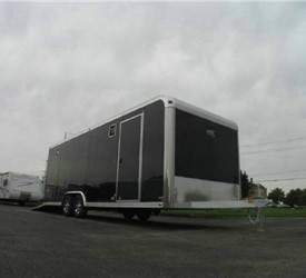Aluminum ATC 24' Quest Car Hauler Trailer