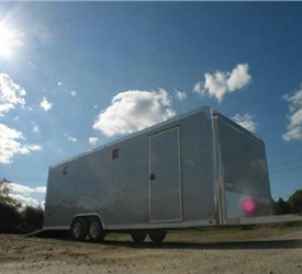 ATC Quest Aluminum Car Trailer 8.5 x 24'
