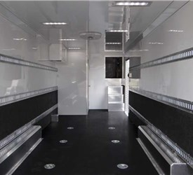 Mobile Marketing / Trade Show Unit for National Power Tool Manufacturer