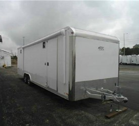 Quest Aluminum Car Trailer Used 2008
