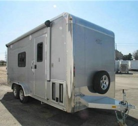 ATC TOY HAULER T1 PACKAGE 7.5' x 18'