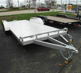 ATC Open Aluminum 18' Car Trailer