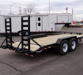 2014 SURE-TRAC IMPLEMENT TRAILER