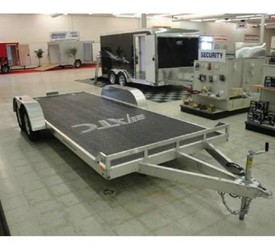 ATC OPEN ALUMINUM CAR TRAILER