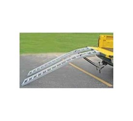 Aluminum Loading Ramps