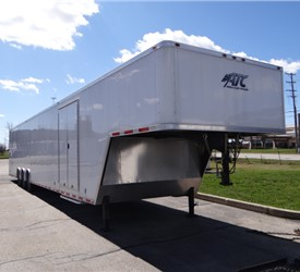 2014 ATC 48' Race car trailer      $20K no generator, $25K with generator