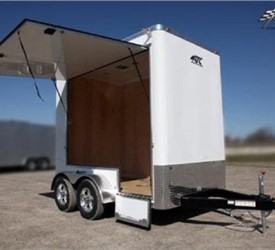 Mobile Cabinet Showroom