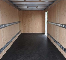16' Mobile Trade Show Supplies Transporter
