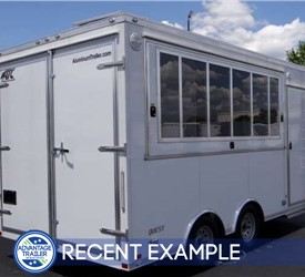 Mobile Bathroom Retrofitting Showroom