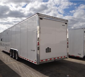 USED 2006 Pace Shadow Gooseneck Trailer
