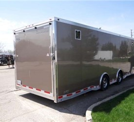 Custom Designed 34' Car Hauler