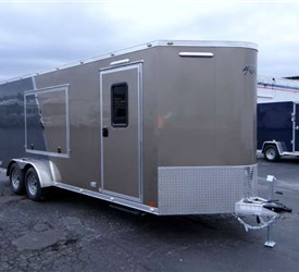 Custom Multi-Purpose Cargo Trailer