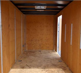 USED ATC 6' x 12' Enclosed Cargo Trailer