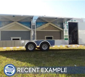 Mobile Residential Siding Mobile Showroom 3rd Generation