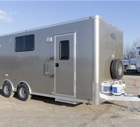 Custom Mobile Workspace for a Surgical Instrument Repair and Sharpening Service
