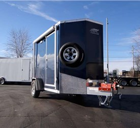 6' x 10' Mobile Pump Showroom