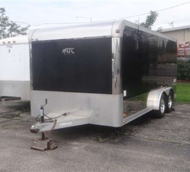 Used 2007 ATC GTS Series Motorcycle Hauler