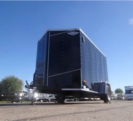 6' x 10' Mobile DJ Equipment Transportation Unit