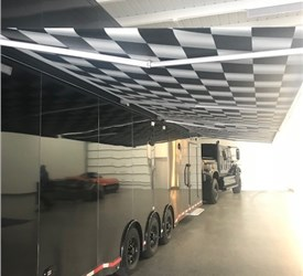 Fully Loaded 34 foot GT3 Race Car Hauler