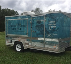 Revamped Custom Mobile Coffee House