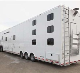 Mobile Command / Animal Rescue Trailer