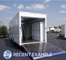 Custom Mobile Clothing Dispensary for a Local Battered Persons Outreach
