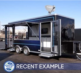 Mobile Retail Trailer for AT&T