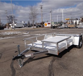 Custom Ordered Open Utility Trailer