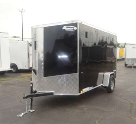 Enclosed Triumph Cargo Trailer From Formula Trailers