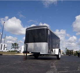 US Cargo 5' x 10' Enclosed Cargo Trailer
