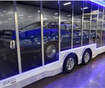 26' ATC Clear View Sided Car Hauler -  LIMITED TIME SALE PRICE