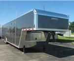 Motiv By ATC Steel Frame Goose Neck Car Hauler Trailer