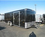 U.S Cargo Patriot Enclosed Car Trailer