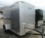 Motiv By A.T.C Enclosed Cargo Trailer 6' x10'