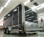 ATC GTS MOTORCYCLE TRAILER 7.5' X 14'