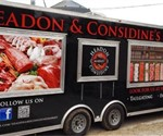 Mobile Meat Retail Store