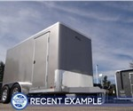 Custom 6' x 12' Band Equipment Transport Unit