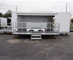 24' Stage Trailer - 15' Stage