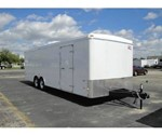 American Hauler Enclosed Car Trailer/Cargo Trailer