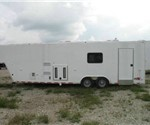 Custom Built Mobile Animal Hospital For the American Red Cross