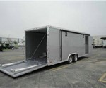 ATC QUEST ALUMINUM CAR TRAILER WITH FASTLANE PACAKGE