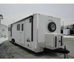 Custom Built Mobile Sports Medicine Exam Trailer