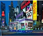 Custom Mobile Marketing & Display Trailer For Microsoft Xbox Kinect
