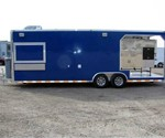 BBQ Or Food Service Concession Trailer