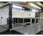 Custom Built Stage & Recruiting Trailer For OREGON AIR NATIONAL GUARD