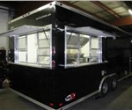 Mobile Catering and Kitchen Concession Trailer