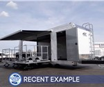 24' Experiential Marketing Stage Trailer with 15' Stage